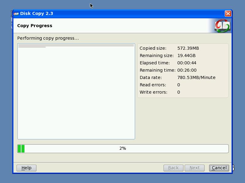 how to create a clone hard drive
