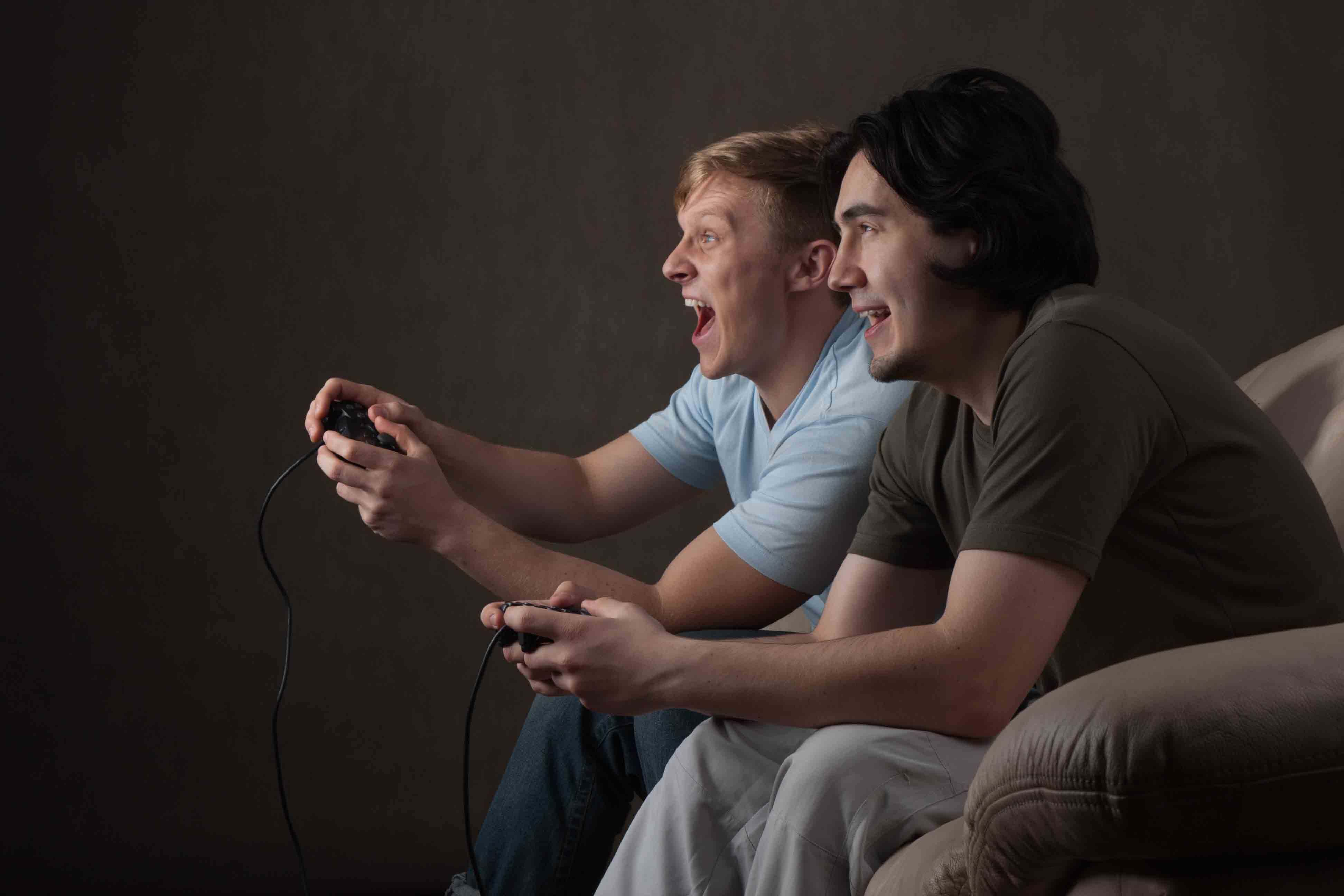joy family friendly gaming - HD3888×2592